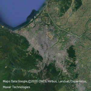 Maps Data:Google,©2020 CNES/Airbus, Landsat/Copernicus, Maxar Technologies