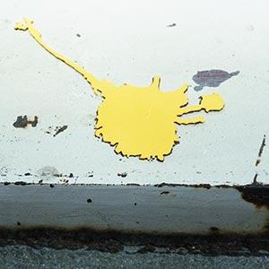 E1 O-dori, Chuo-ku, Sapporo, JP<br />2002, 14 x 7 cm