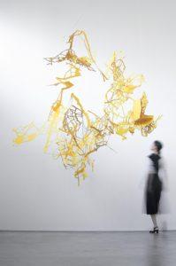 Hecomi Study #14, Mikiko Sato Gallery, Hamburg, DE, 2008